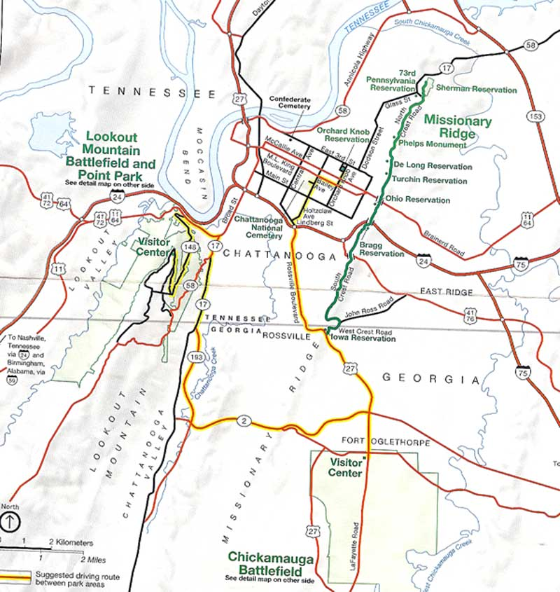 Chickamauga Addendum Echo Hill Ancestors Weblog