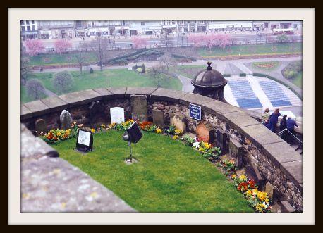 edinburgh pet cemetery