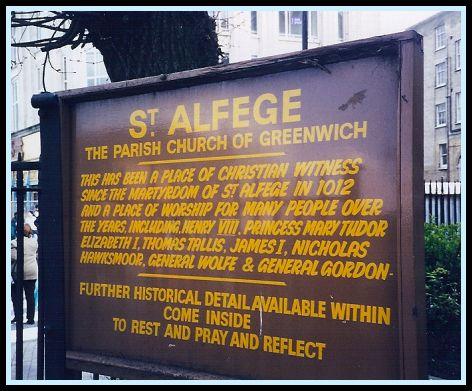 St. Alfege
