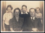 Frank Shane Family abt.1940