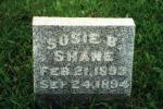 Susie Shane Grave